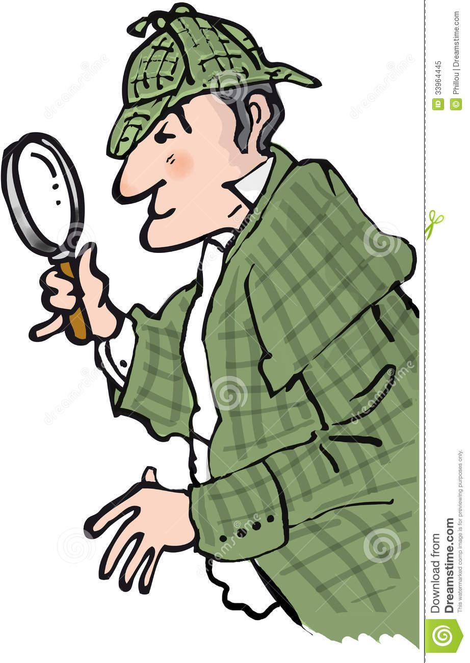 Clipart Of Sherlock Holmes
