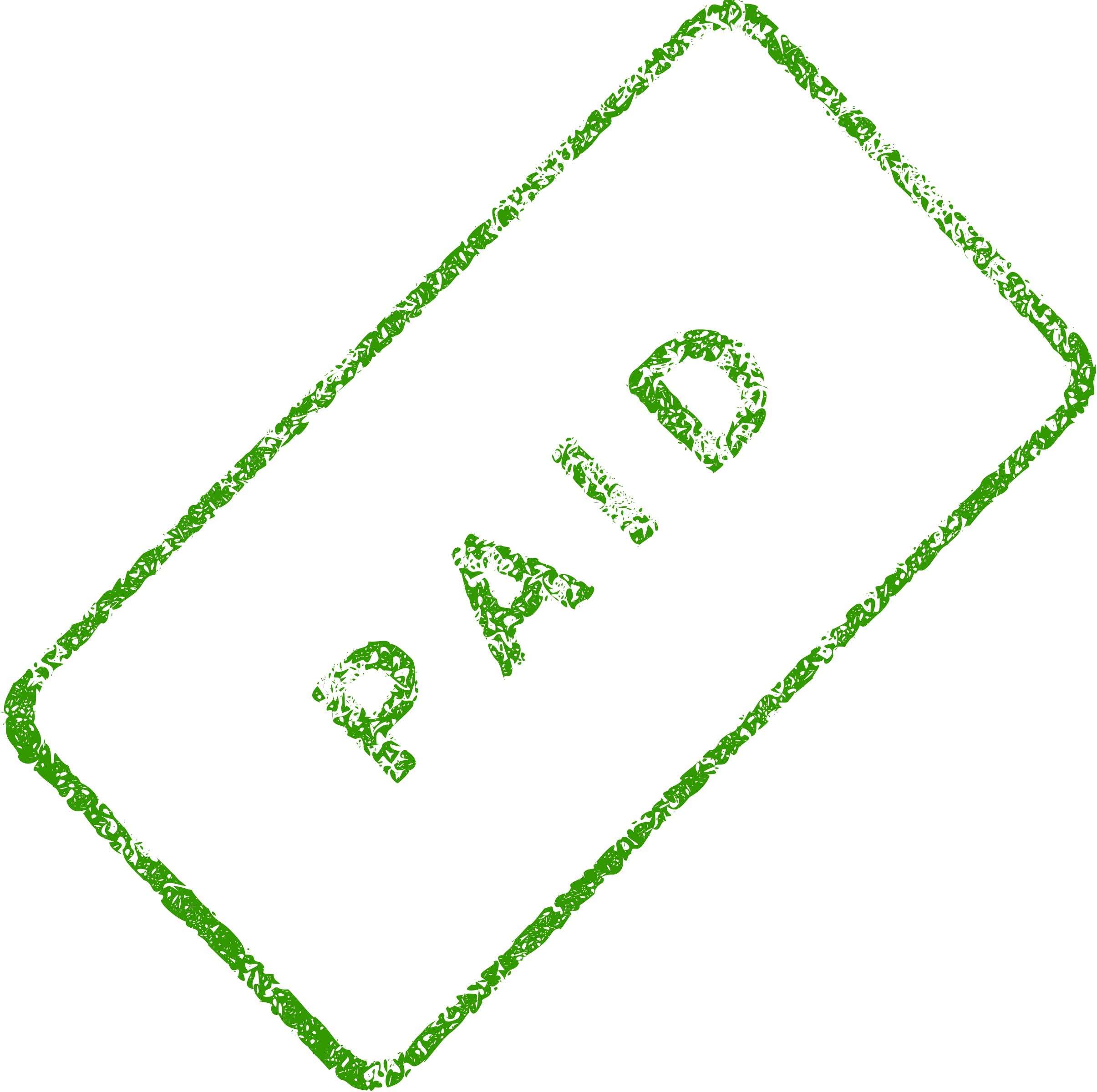 ... Clipart - Paid Business Stamp 2 ...