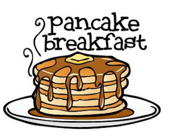Clipart pancake breakfast - ClipartFest
