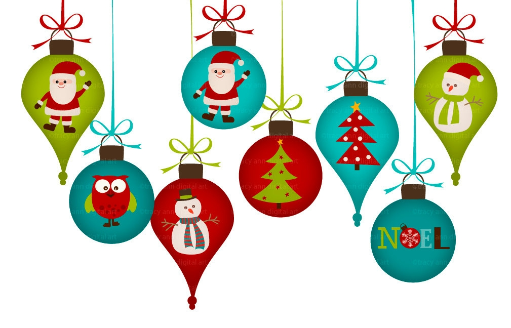 clipart pictures christmas ornaments clipartall