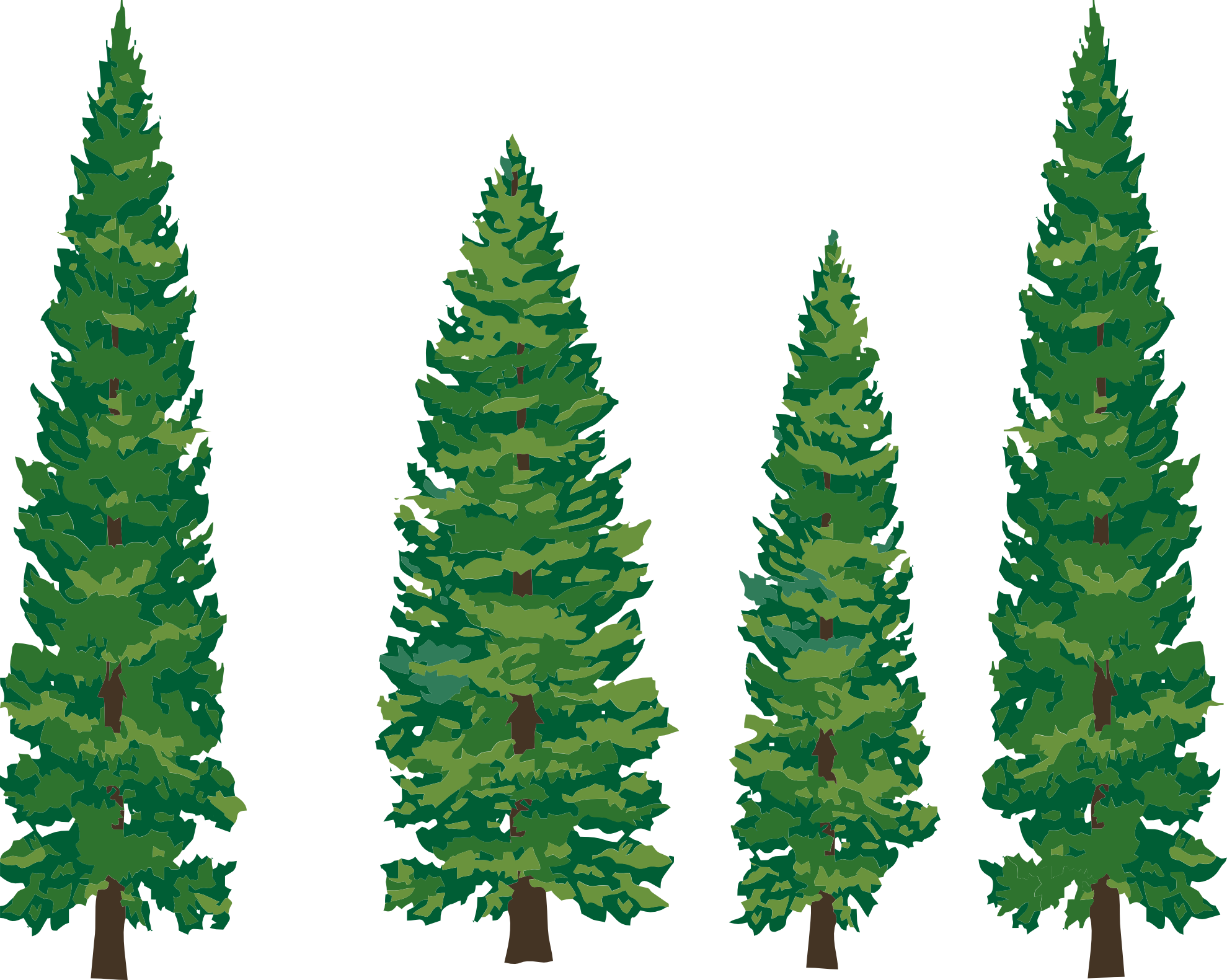 Clipart Pine Tree Clipart Panda Free Clipart Images
