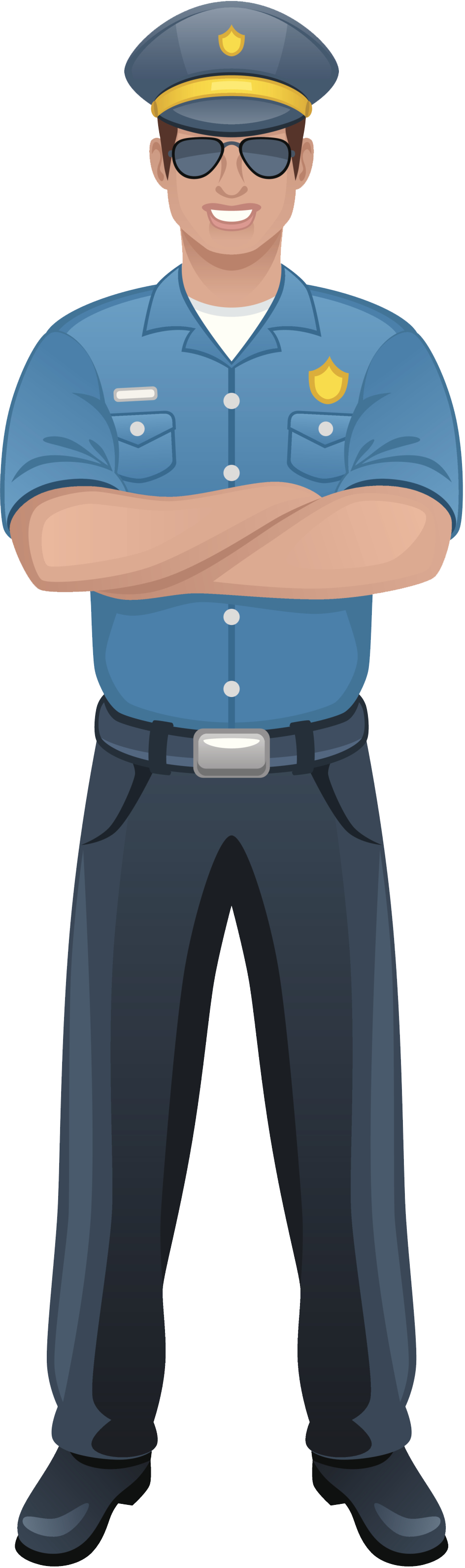 Clipart policeman clipartzo