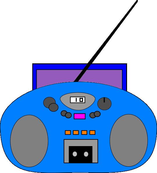 Clipart Radio