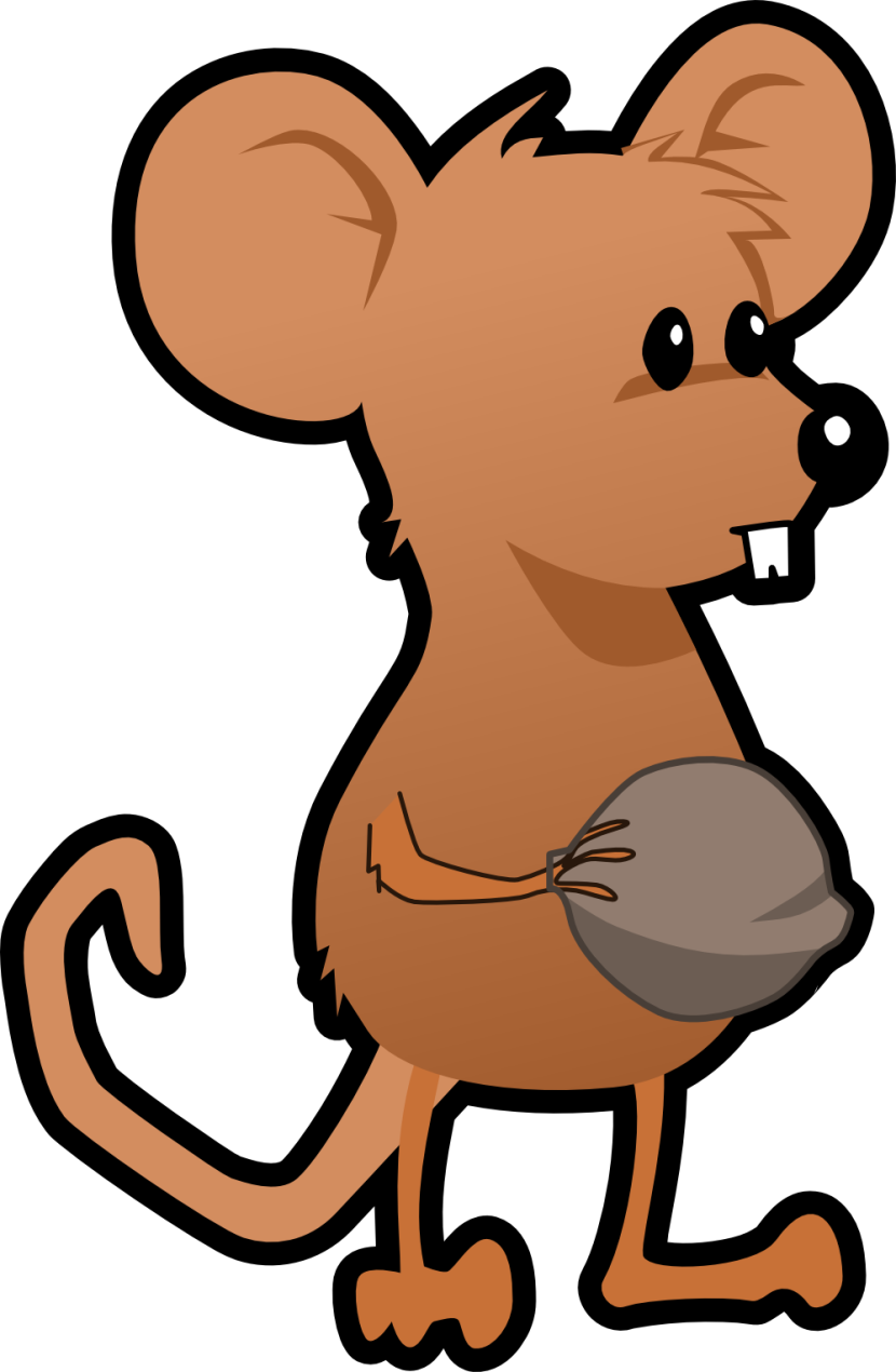 Clipart Rat u0026middot; «