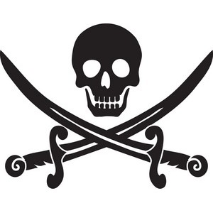 ... Clipart Skull And Crossbones - clipartall ...