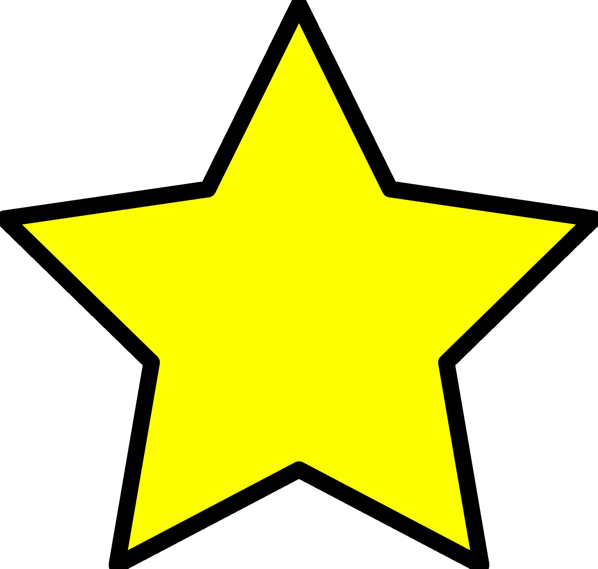 clipart star - Star Clip Art