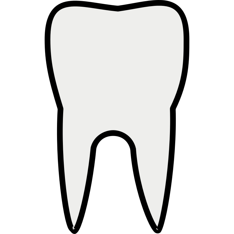 Clipart Tooth Line Art Cliparts Co