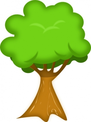 clipart tree
