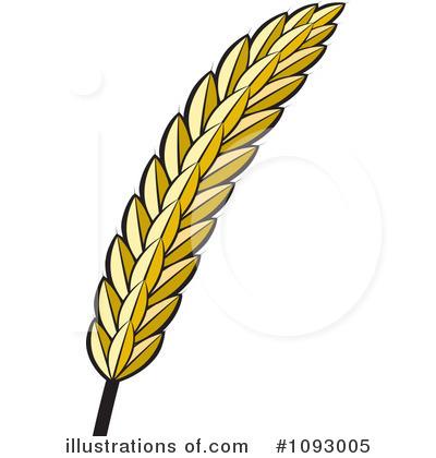 Clipart Wheat - Getbellhop