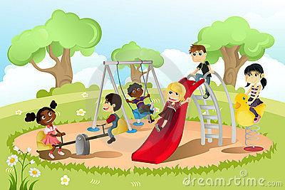 Cliparti1 Playground Clipart