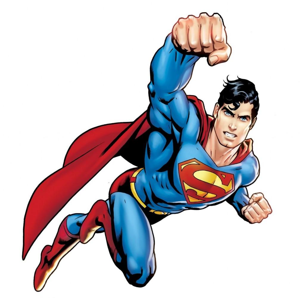 Cliparti1 Superman