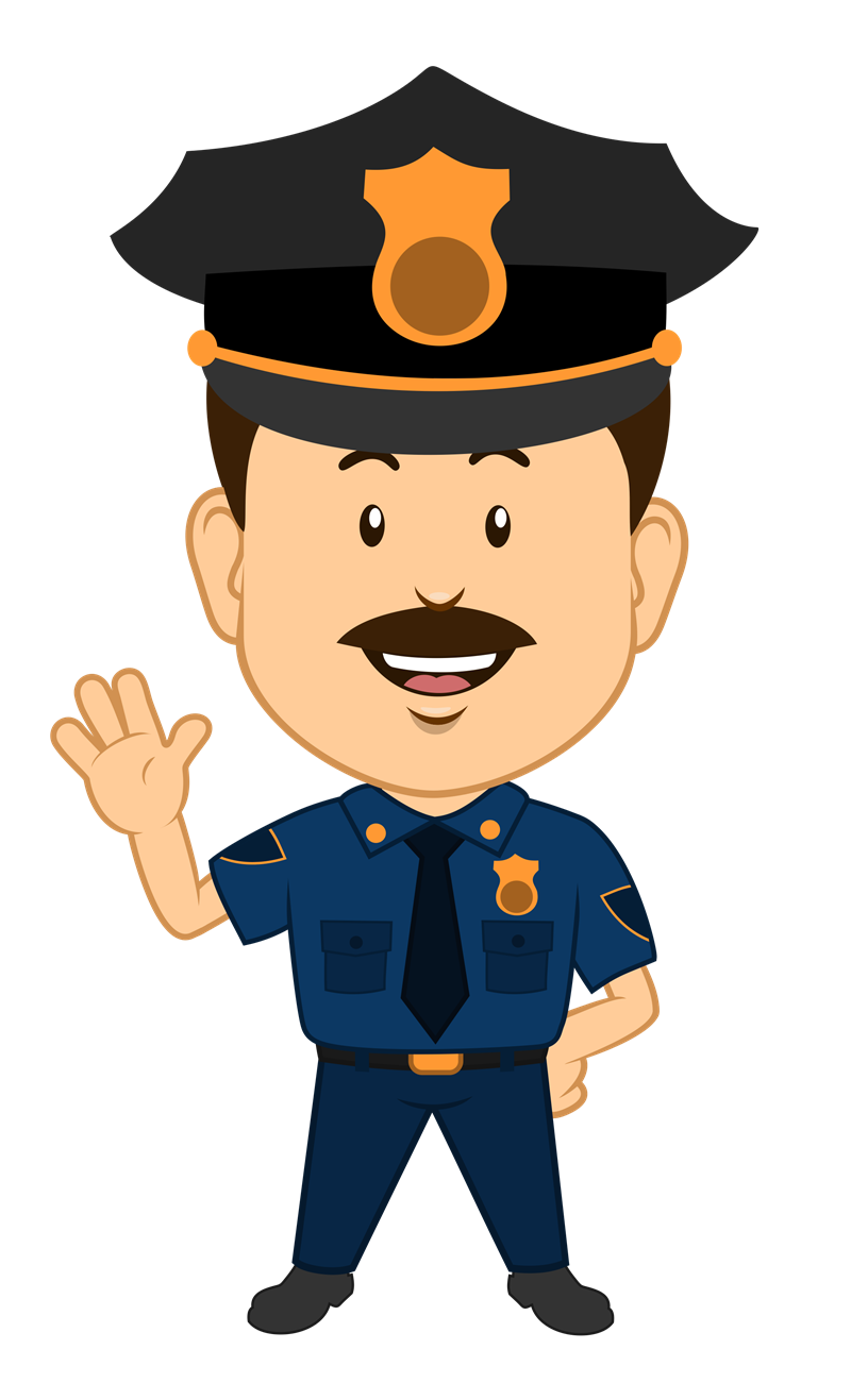 Clipartlord Com Exclusive Thi - Cop Clipart