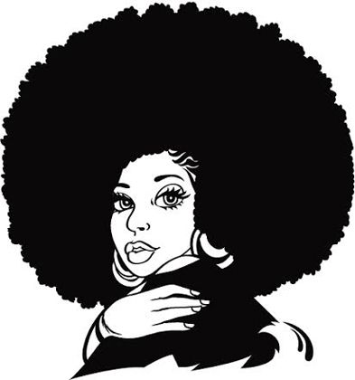 Clipartoons - gallery of clipart with various category for your classroom lessons or other activities. Natural Black Hair ...