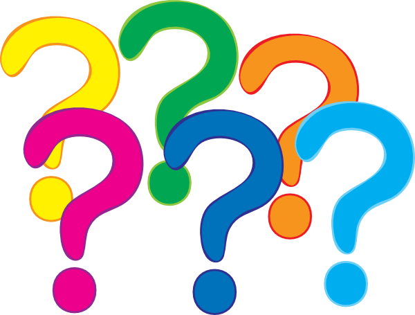 Cliparts about questions clipart clipart kid