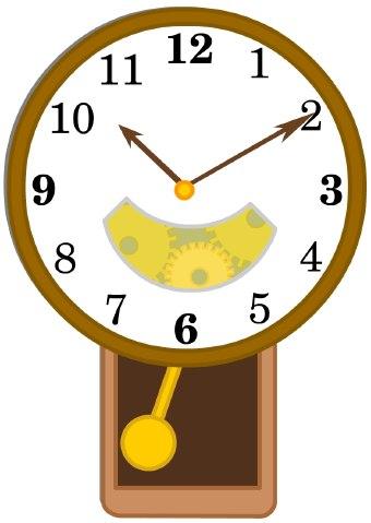 Clock 1 clipart clipartbold