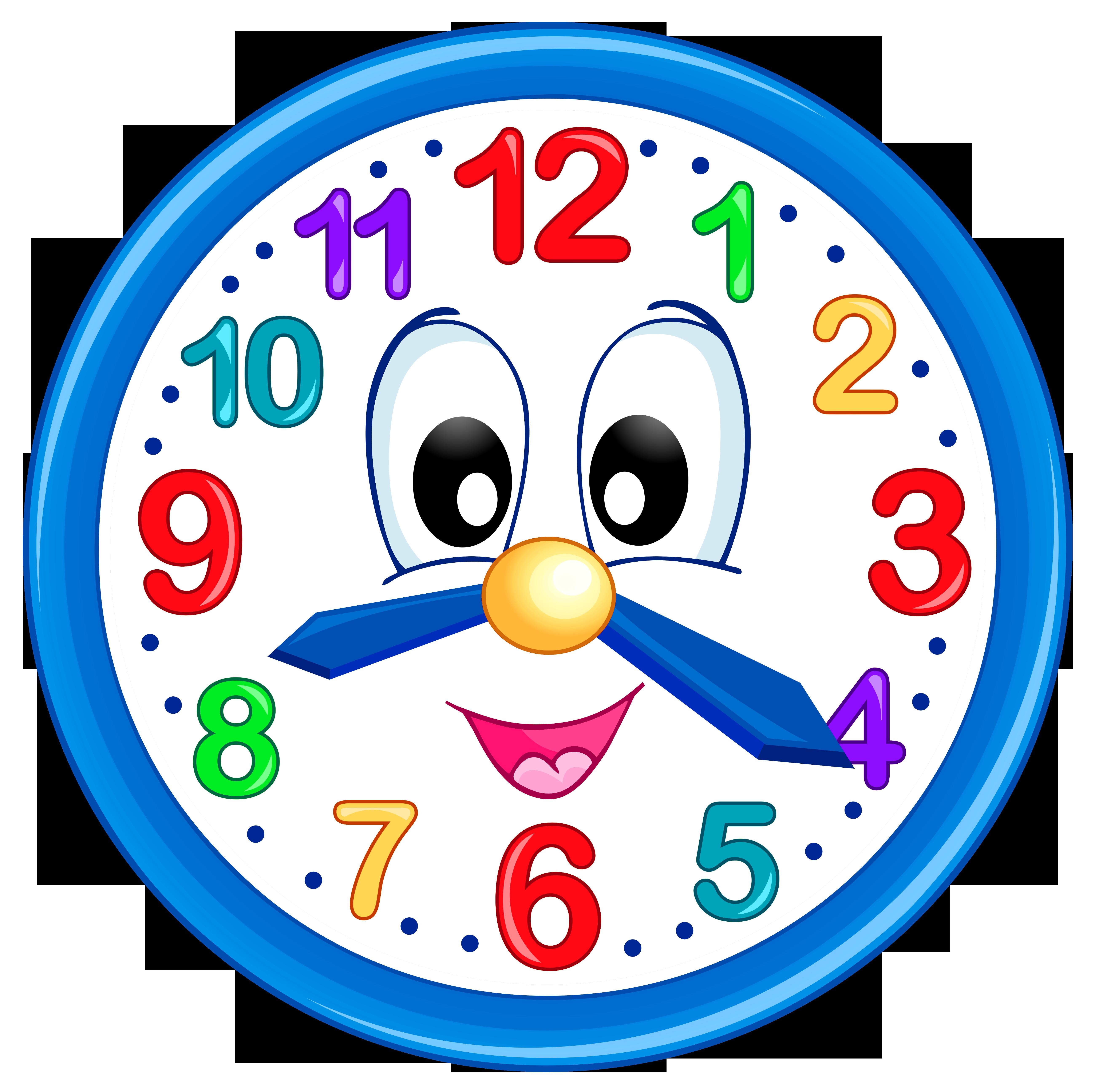 Clock 9 clipart etc
