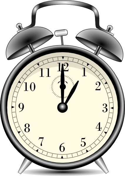 Clock Clipart this image as: