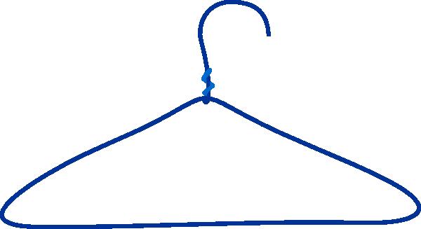 Clothes Hanger Clip Art At Clker Com Vector Clip Art Online Royalty