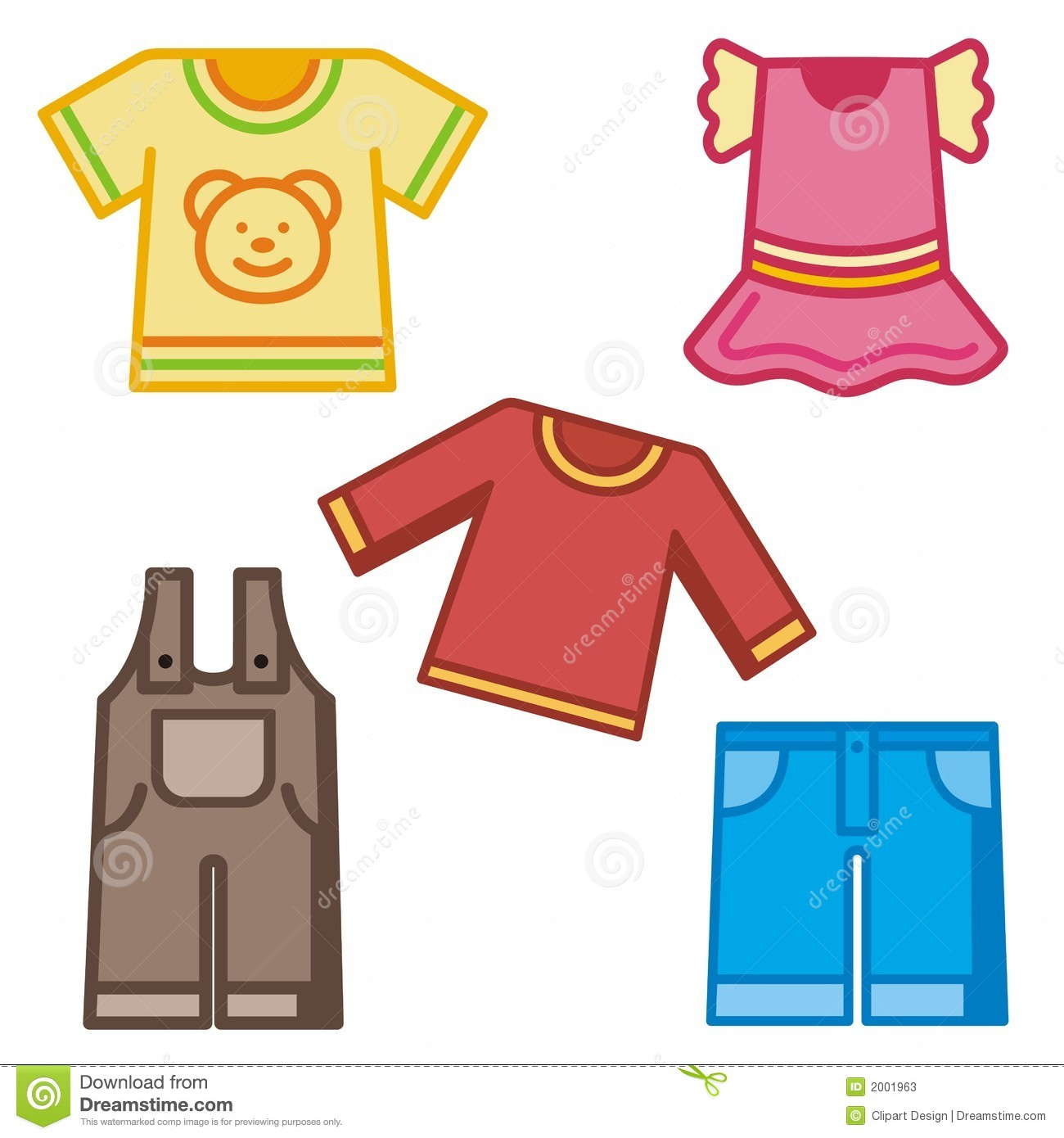 Cliparti1 Clothes Clipart