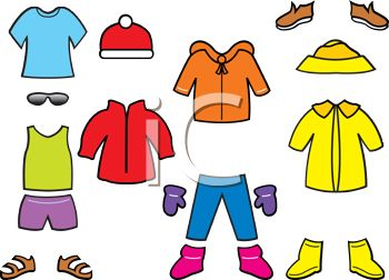 Clothes Clip Art