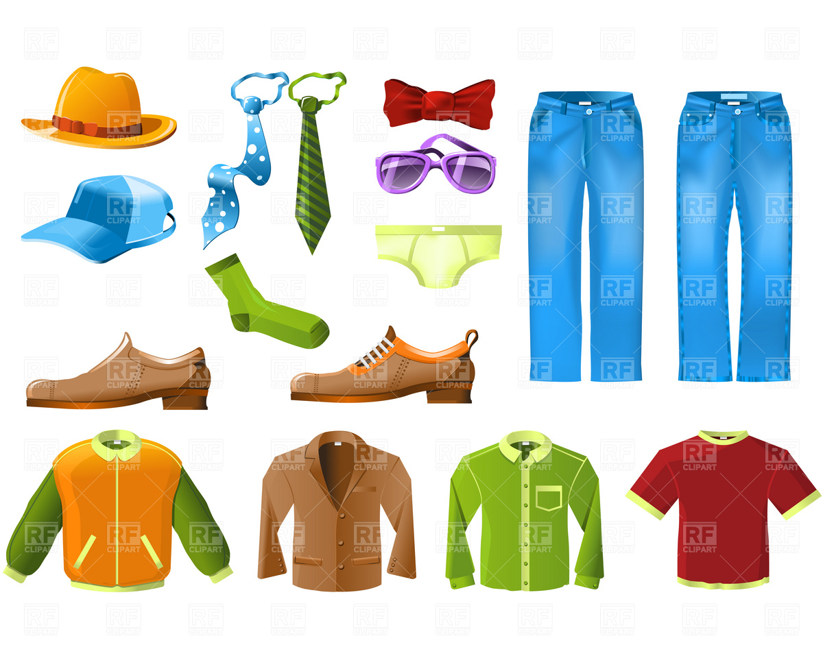 Clothing clothes clip art free clipart images 3