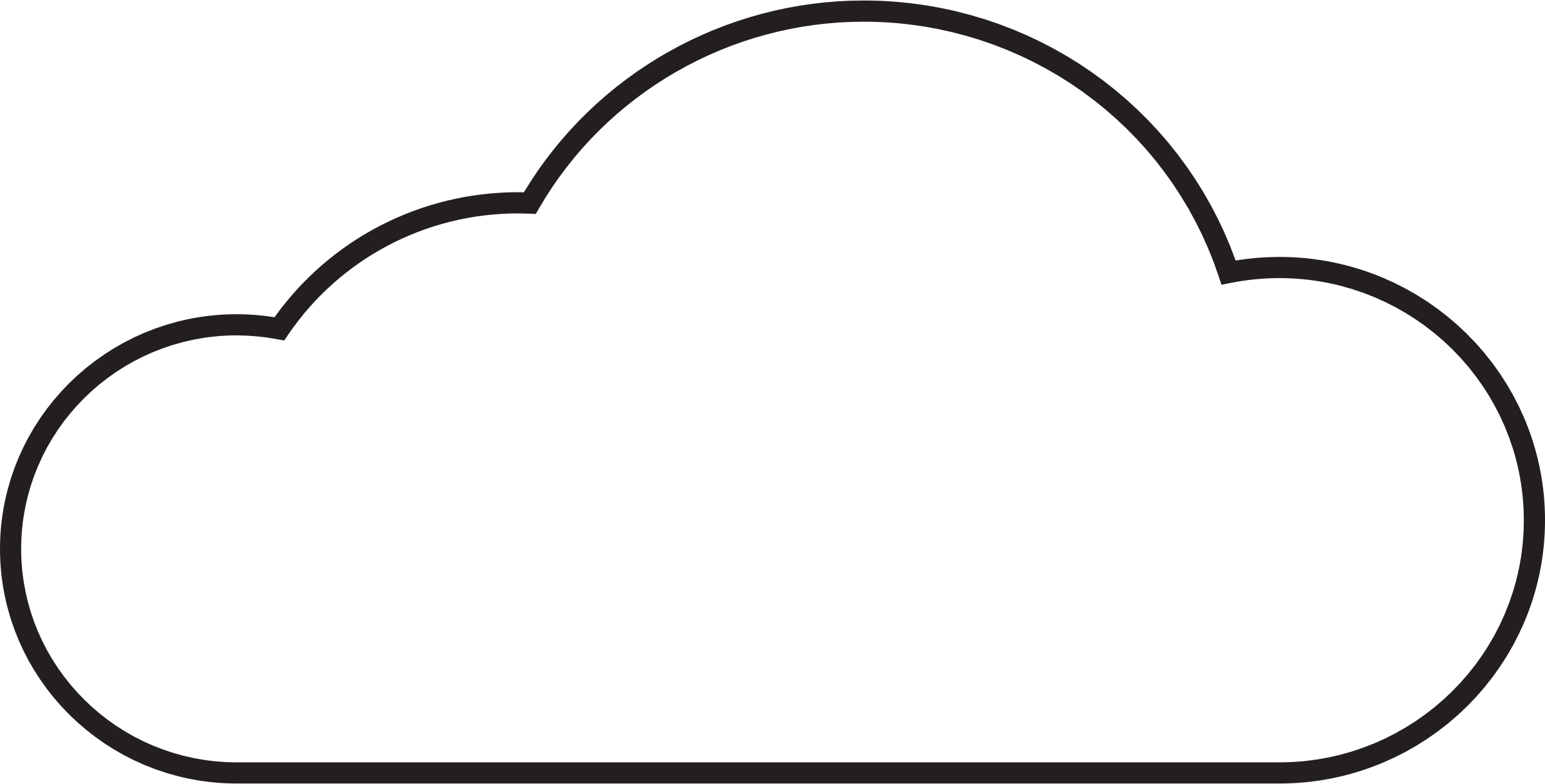 Cloud Clip Art 10