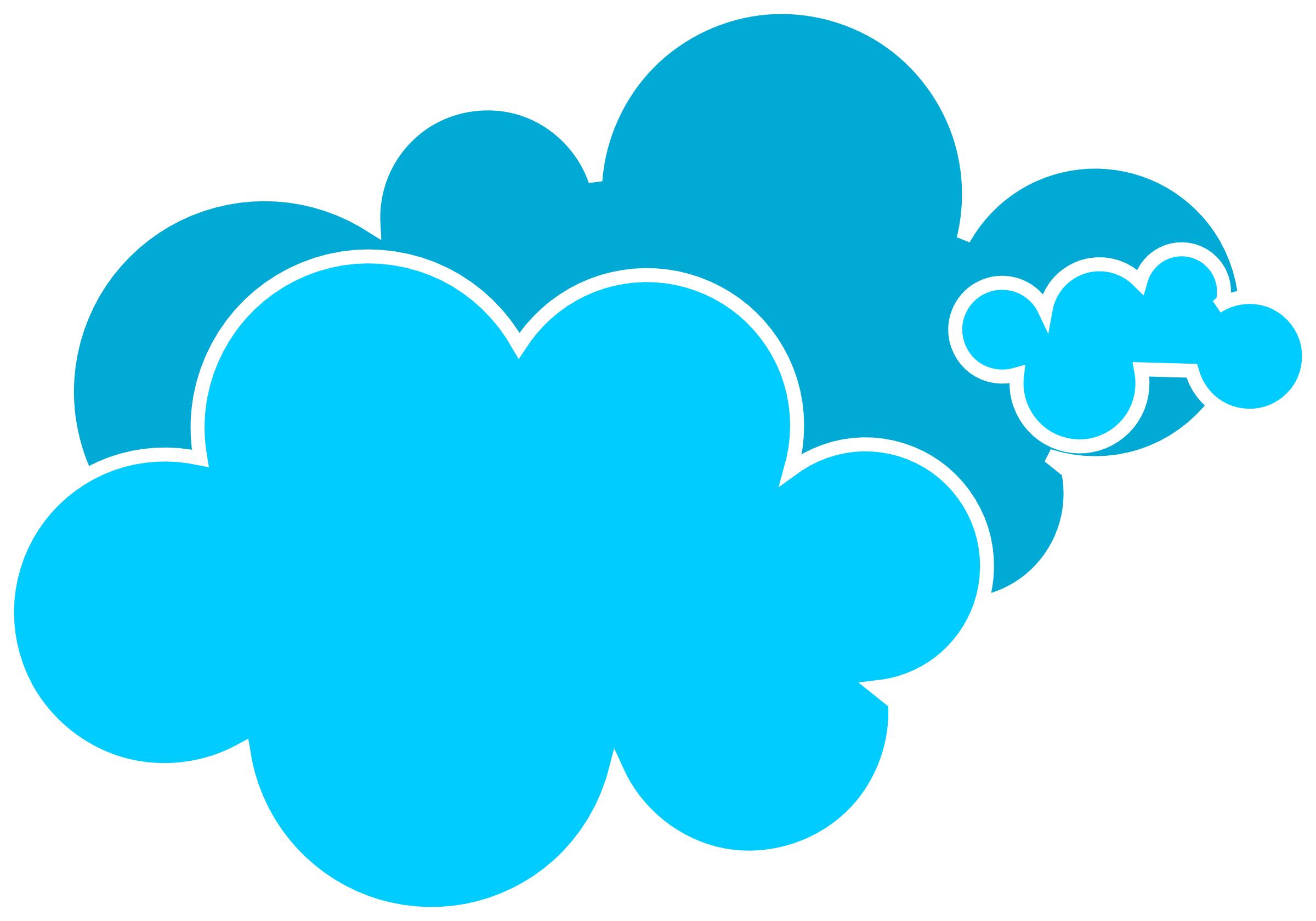 Cloud Clip Art Images Free Clipart Images