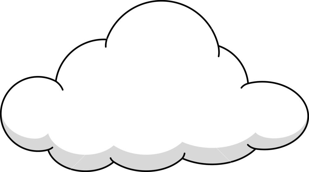 cloud clipart gallery images  - Cloud Clipart