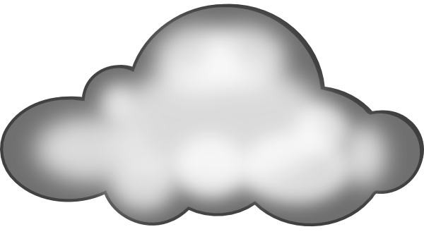 Cloud Clipart this image as:
