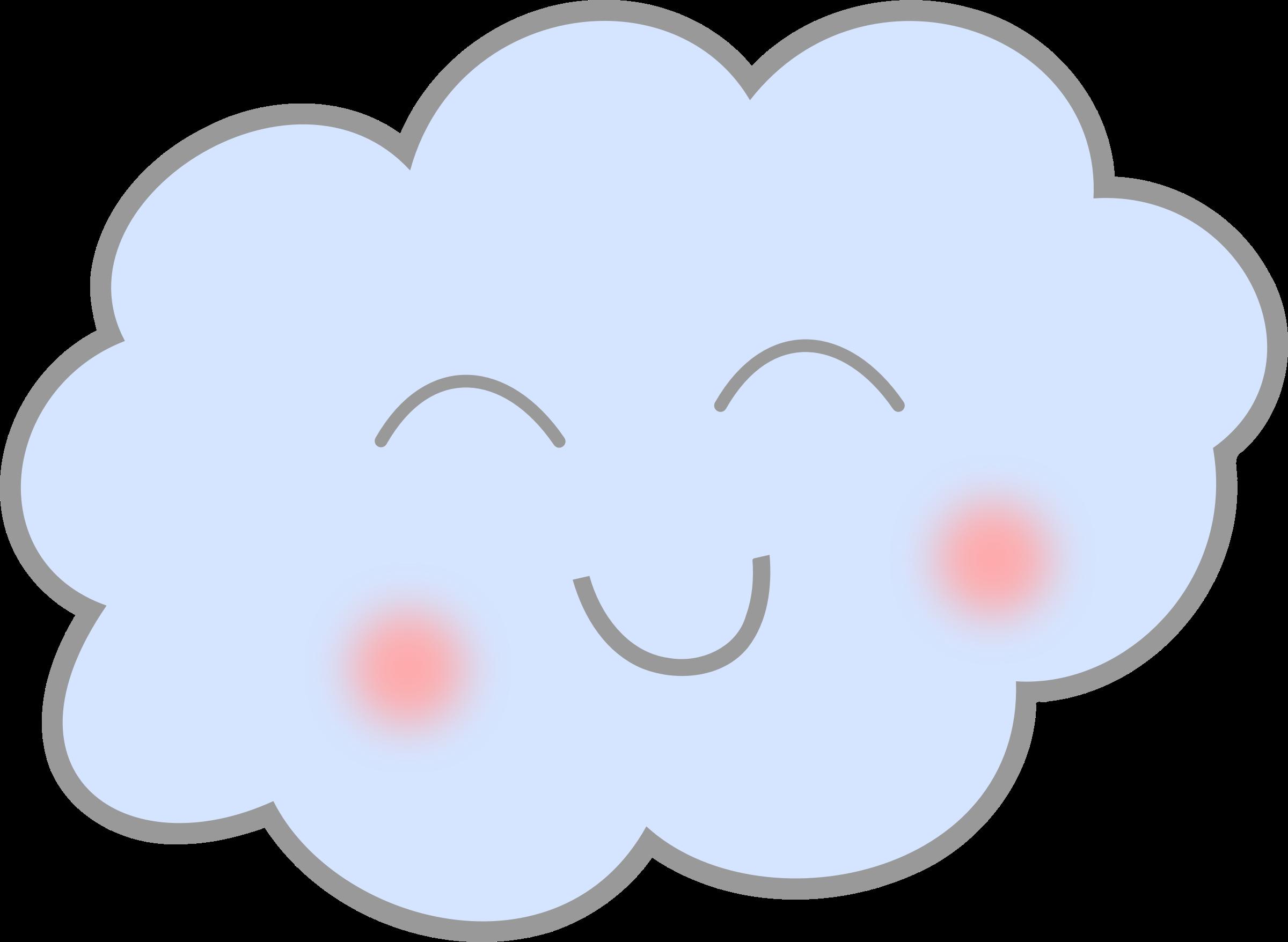 Top cloud clip art free clipart image