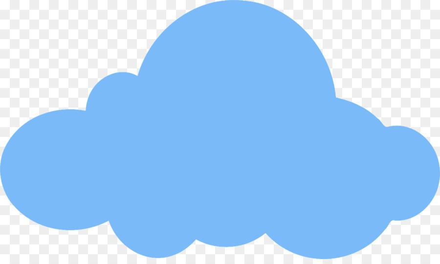 Cloud computing Clip art - Cloud