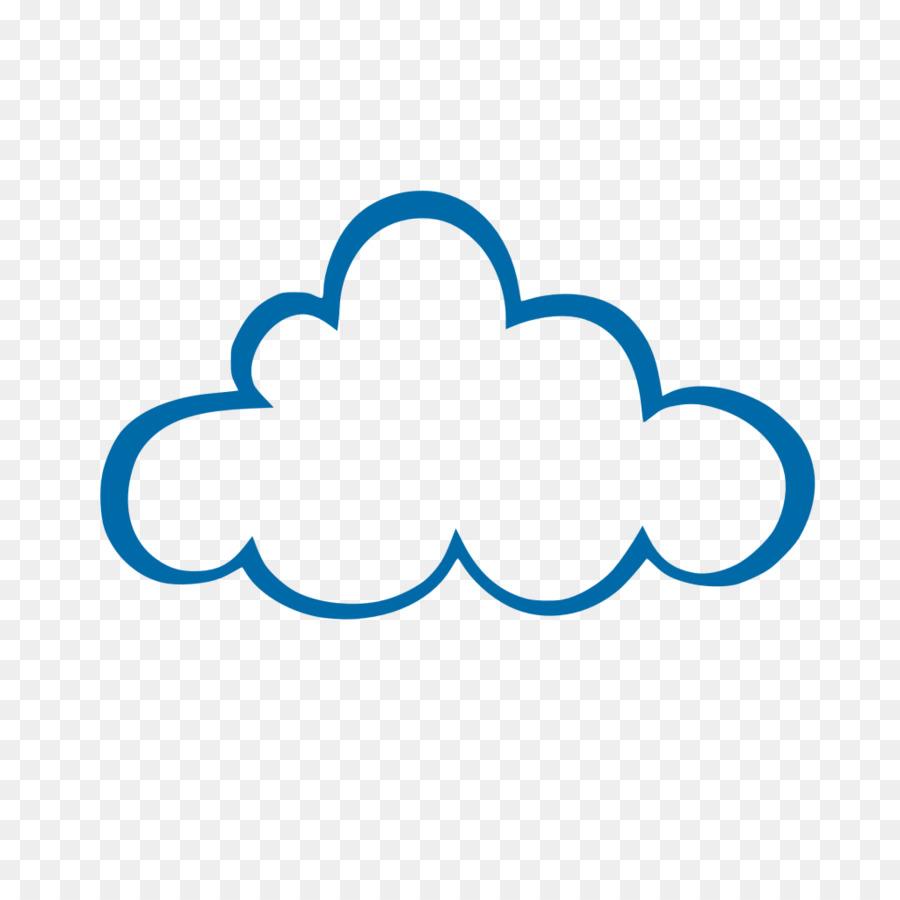 Cloud computing Clip art - Cloud Service Cliparts