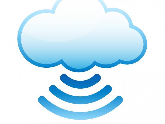 Cloud Computing Clipart