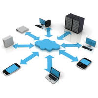 Cloud Computing Hd PNG Image
