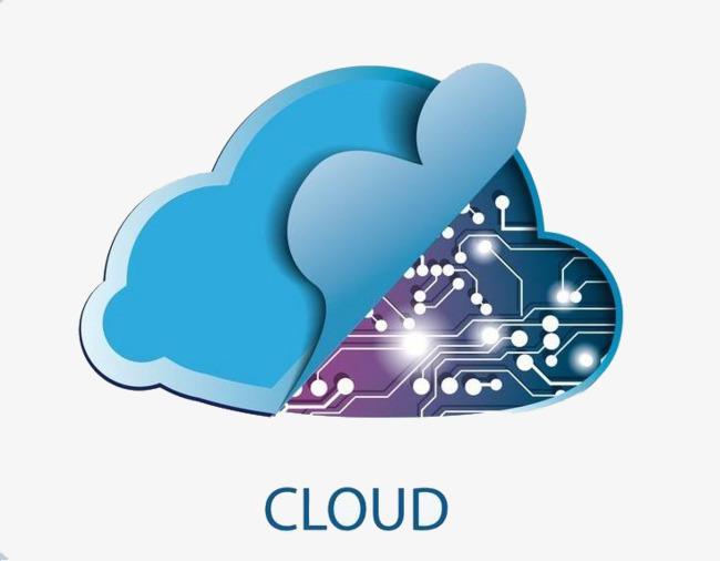 large data clouds, Cloud Computing, Big Data Cloud, High Tech PNG Image and