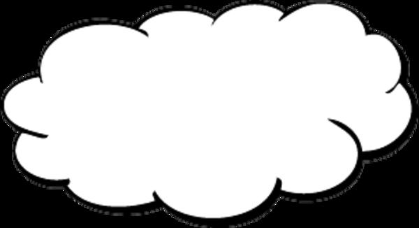 Cloud Outline Clipart Clipart Panda Free Clipart Images