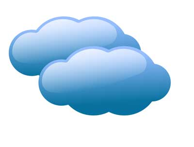 cloudy weather clipart .