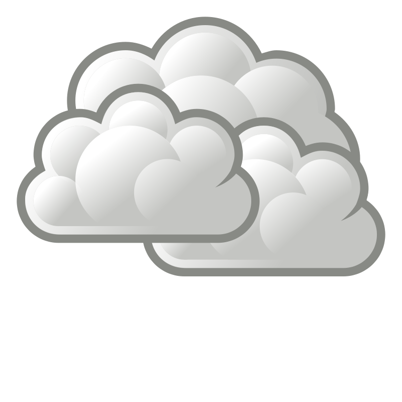 Cloudy cliparts. Cloudy. Cloudy Weather Clipart