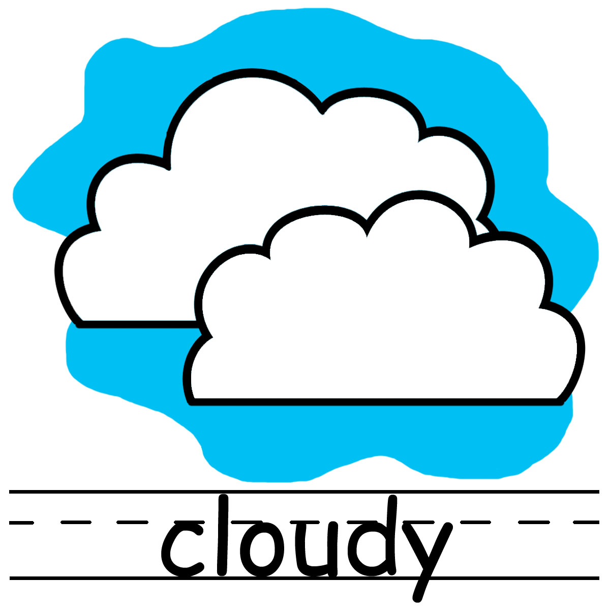 Cloudy Weather Clipart Clipart Panda Free Clipart Images