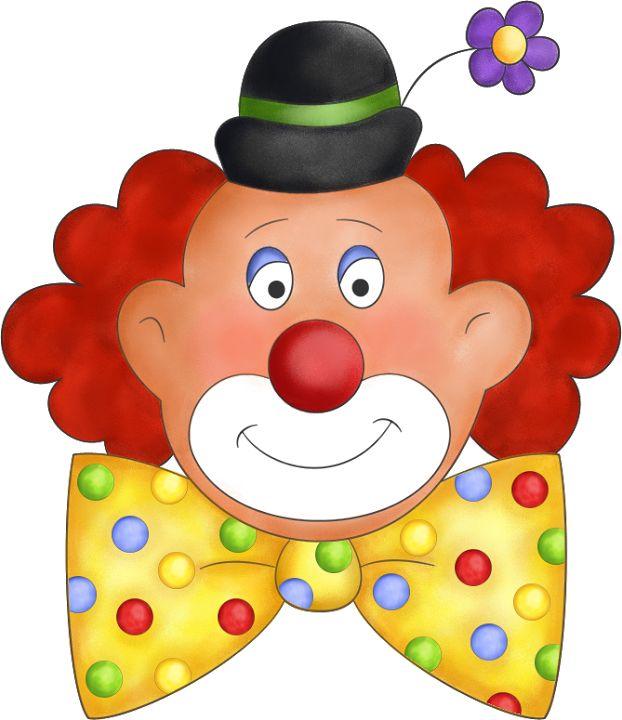 Clown clipart streamer #9