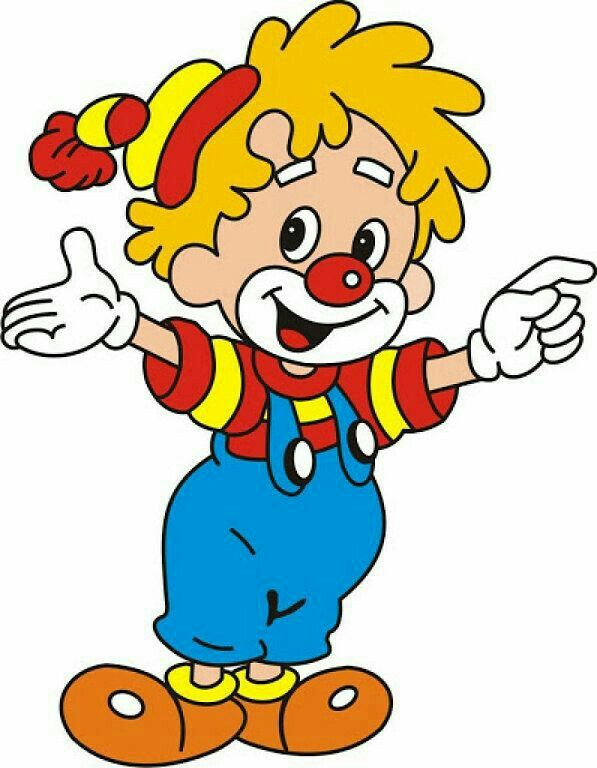 Find this Pin and more on Clo - Clown Clipart