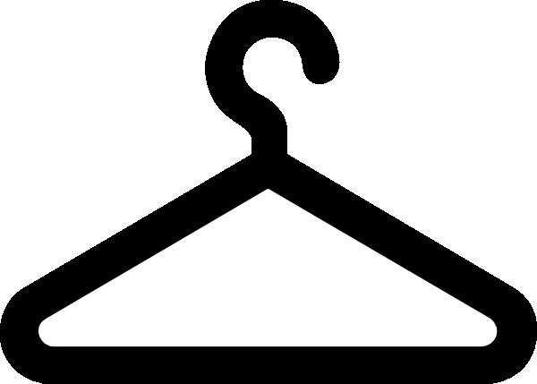 Coat Check Symbol Clip Art