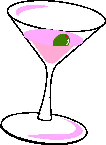 Cocktail Clip Art