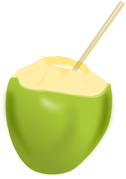 Coconut Clipart this image as: