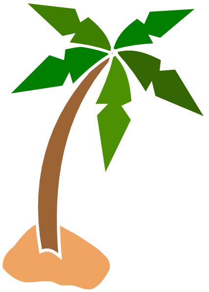 Coconut Tree Clip Art - Clipart library