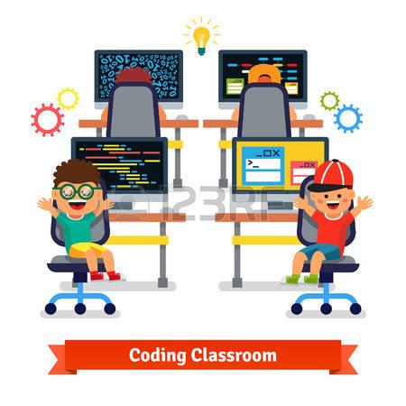 Code clipart programer #4