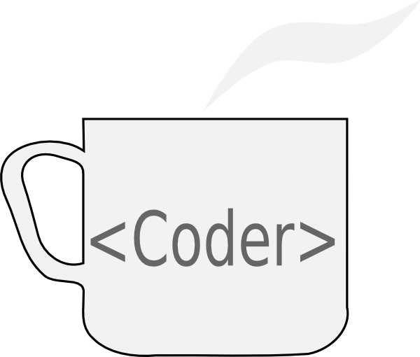 Coder Clipart this image as: - Coder Clipart