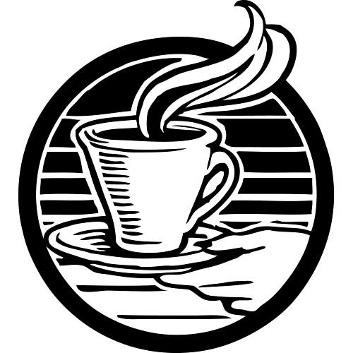 coffee shop clipart