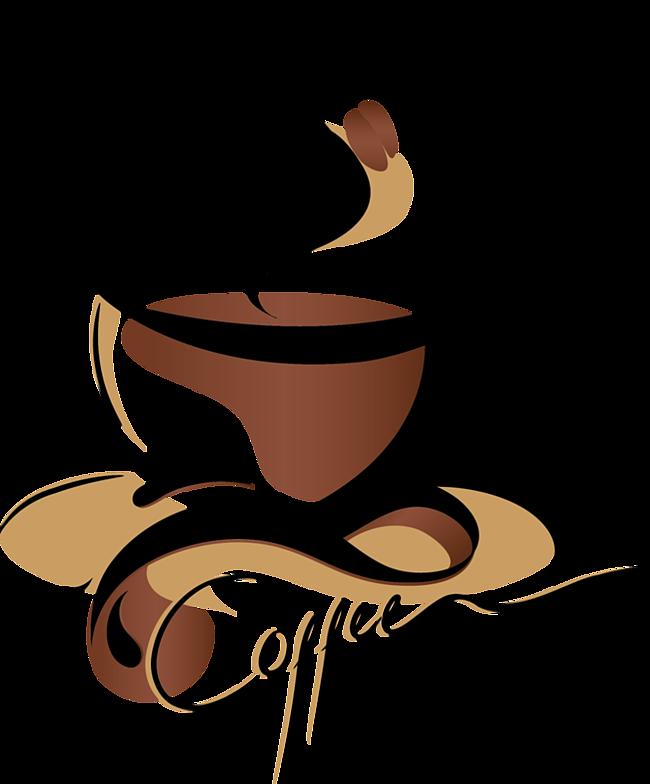 Coffee Clip Art Black And White