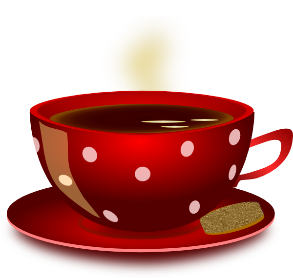 Coffee Cup clip art - vector clip art online, royalty free
